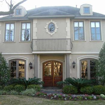 home exteriors - exterior, French, french chateau,  My Faux Chateau!  home exterior
