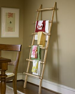 Ladder Shelving - A Decorative Display - EzineArticles Submission