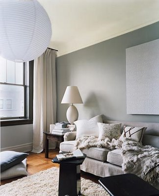 living rooms - grey, living, Neutral Grey Living Room
