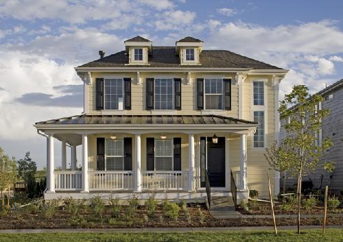 Martha Stewart House Plans Transitional Home Exterior