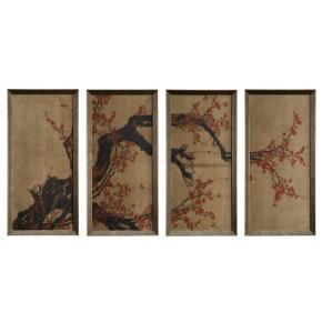 Asian Panel Art 58