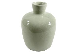 Decor/Accessories - Celadon Jug Vase -White - vase, celadon