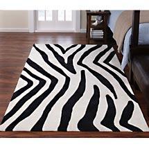 Rugs - Walmart.com: Zebra Rug: Decor - zebra, rug