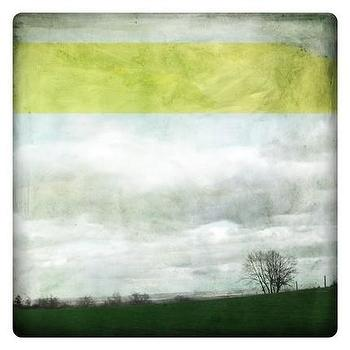 Art/Wall Decor - Etsy :: labokoff :: paysage jaune - art, wall art