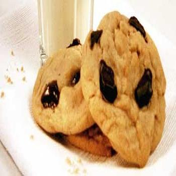 Miscellaneous - Chocolate Chip Cookies a la Anna Olson - Food Network Canada - Choc.chip cookies