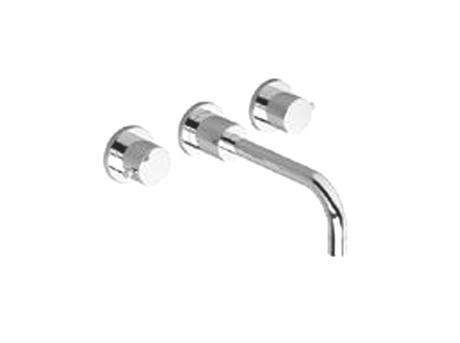 Bath - ELTE - Wall mount faucet