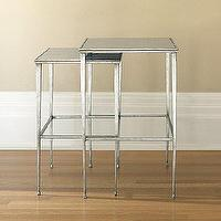 Tables - Lucia Nesting Tables - table, end table, side table, accent table