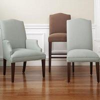 Seating - Hudson Camelback Ebony Dining Chairs &amp; Stools - Chairs &amp; Stools - Dining Room - Furniture - chairs and stools