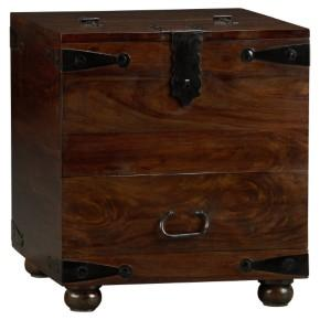 Taka Side Trunk Shopping In Crate And Barrel Side Tables