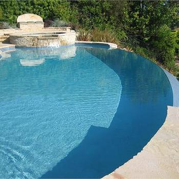 HGTV - pools - Infinity pool,  pool