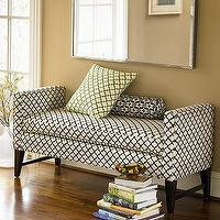 Seating - Pottery Barn | Blanca Settee - settee