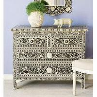 Storage Furniture - Moorish Chest-Wisteria - chest