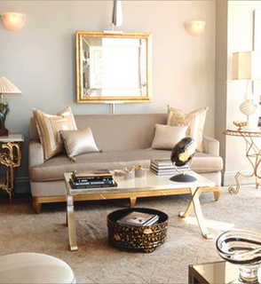 Design  Living Room on Living Rooms   X Coffee Table  Silk  Champagne  Beige  Sofa  Gilt