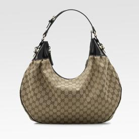 Gucci, Medium Full Moon Hobo Bag, Saks.com