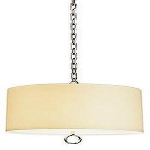 Chandeliers, Jonathan Adler Meurice Collection Nickel Pendant Light (05243), LAMPS PLUS