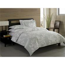 Bedding - Linens 'n Things - Bedding: Duvet Covers: Floral: Pure Green Sanctuary Sky - bedding, floral, simple