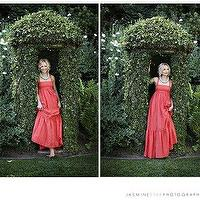 Miscellaneous - maxi dress - dress coral maxi