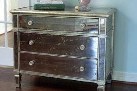 Storage Furniture - Parisian Chest  $1548  SALE $1249-Room Service Home - Parisian Chest