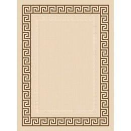 Greek Key Patio Rug, Beige (8x11') : Target