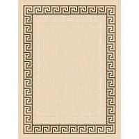 Rugs - Greek Key Patio Rug - Beige (8x11') : Target - Rugs