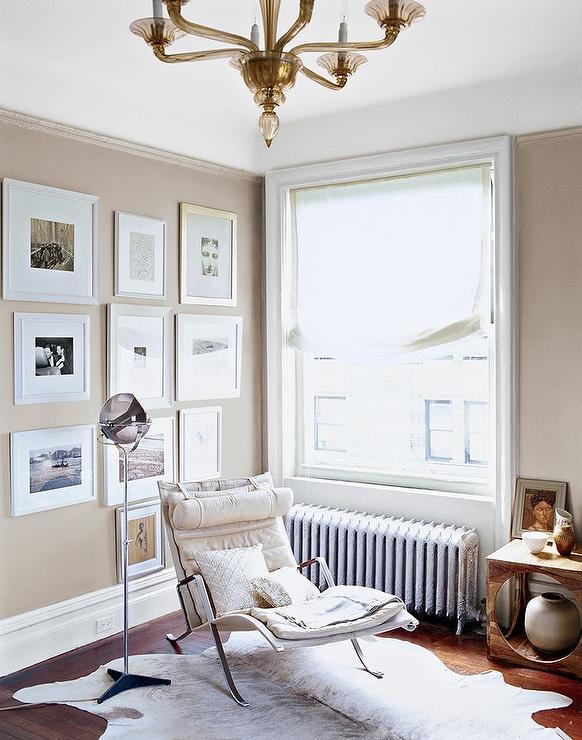 Reading Corner Ideas Contemporary Living Room