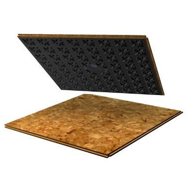 dricore 2 ft x 2 ft dricore engineered subfloor panel