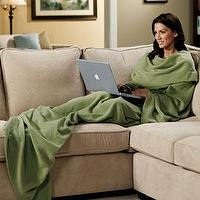 Miscellaneous - The Slanket, Blanket with Sleeves | Solutions - blanket, slanket