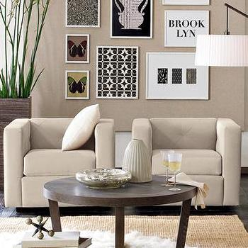 elliot armchair, west elm