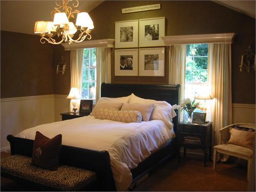 Bedroom - Ralph Lauren Fossil Buete Suede