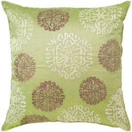 Ming Pillow in Wasabi