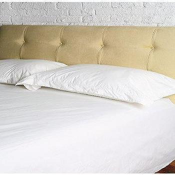 Beds/Headboards - UrbanOutfitters.com > Dauphine Velvet Headboard - headboard, tufted