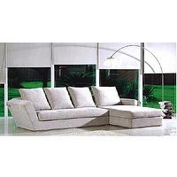 Seating - Alphaville Design: Bebe Modern Chaise Sectional by: Alphaville - Bebe Modern Chaise Sectional