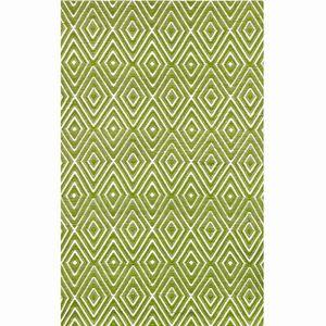 Rugs - Diamond Sprout White - rug