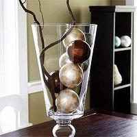 Decor/Accessories - basic green box, home & garden. Fresh ideas for living. - decorative balls
