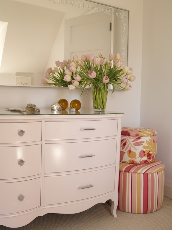 Cream Dresser - Cottage - girl's room - Sarah Richardson ...