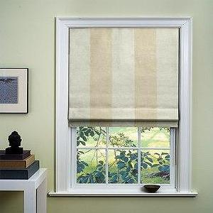 Window Treatments - The Shade Store - Flat Roman Shade - Custom Roman Shades - custom roman shade