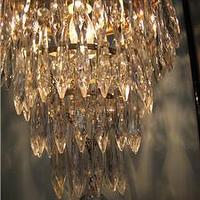 Lighting - FABULOUS VINTAGE HOLLYWOOD REGENCY FRENCH CHANDELIER - eBay (item 230279942912 end time Aug-16-08 16:29:04 PDT) - chandelier