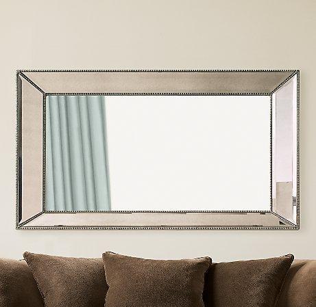 Restoration Hardware Venetian Beaded Mirrors