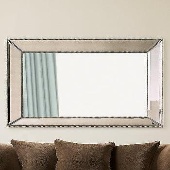 Restoration Hardware-Venetian Beaded Mirrors