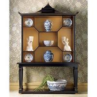 Storage Furniture - Gump's San Francisco - Pavilion Display Cabinet - cabinet
