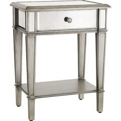 Storage Furniture - Pier 1 Imports - Furniture - mirrored nightstand,