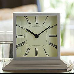 Decor/Accessories - JCPenney : Zander Table Clock - clock only 11.99!