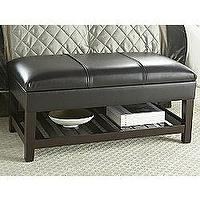 Seating - JCPenney : Kiki Storage Bench-<b>Closeout!</b> - bench