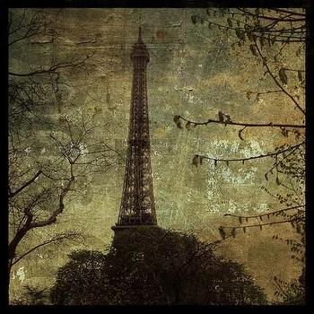 Etsy :: johnwgolden :: Eiffel Tower 12 in x 12 in Print