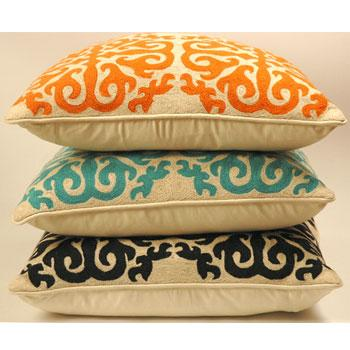 Morocco Throw Pillow at Wrapables, Throw Pillows