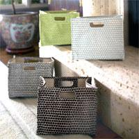 Decor/Accessories - Hable Construction Storage Boxes - Filing - See Jane Work - filing boxes