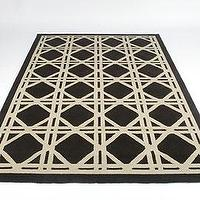 Rugs - Z Gallerie - Cane Rug - Indoor/Outdoor - Cane Rug