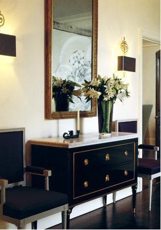 Marble Top Chest French Entrance Foyer Nathan Egan