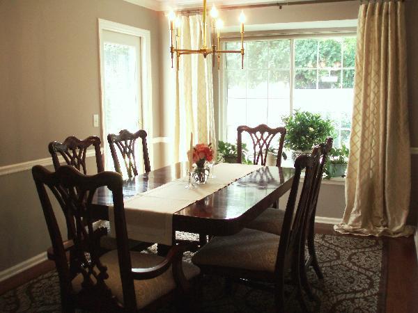 Benjamin moore dining room