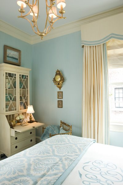 Cornice Box Ideas Transitional Bedroom Kelley Interior Design